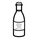 beer_bottled-blackwhite