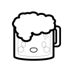 beer_mug-character-blackwhite