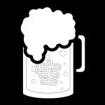 beer_mug-draft-blackwhite