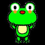 frog_01-stand-handwrittenstyle