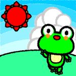 frog_01-summer-handwrittenstyle
