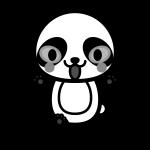 panda_01-angry-monochrome