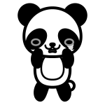 panda_01-sad-monochrome