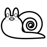 snail_01-blackwhite