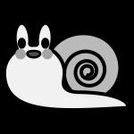 snail_01-monochrome