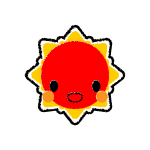 sun_01-character-red01-handwrittenstyle