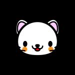 white-cat_face