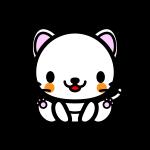 white-cat_sit