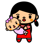 baby-girl_mother