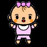 baby-girl_stand-handwrittenstyle