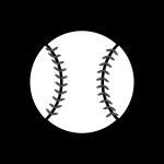 baseball-o_ball-monochrome