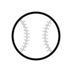 baseball-o_ball-rubber-monochrome
