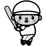 baseball_batting-monochrome