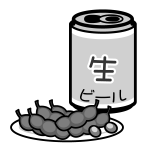 beer_canned-green-soybeans-monochrome