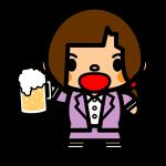 beer_toast-woman
