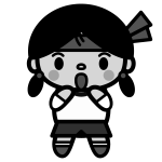 cheer_05-monochrome