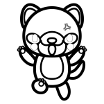 dog_angry-blackwhite