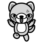 dog_angry-monochrome