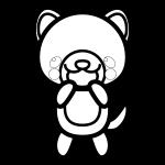 dog_glad-blackwhite