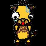 giraffe_fear-handwrittenstyle