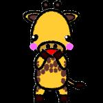 giraffe_glad-handwrittenstyle