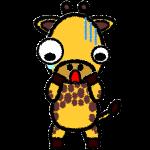 giraffe_shock-handwrittenstyle
