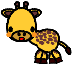 giraffe_side-handwrittenstyle