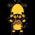 giraffe_stand-handwrittenstyle