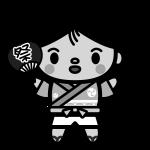 happi-boy_01-monochrome