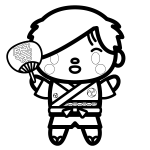 happi-man_01-blackwhite