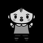 kindergarten-boy_02-monochrome