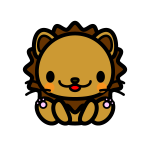 lion_sit