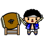 matsuri-daiko_man