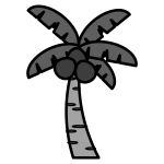 palm-trees_01-monochrome