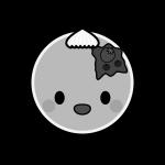 pancake_01-character-monochrome