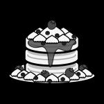 pancake_01-monochrome