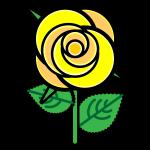 rose_01-yellow