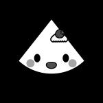 shortcake_strawberry-character-monochrome