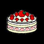 shortcake_whole-strawberry-handwrittenstyle