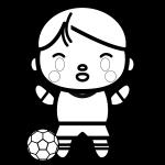 soccer_boy-blackwhite