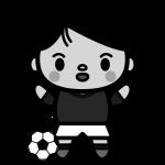soccer_boy-monochrome