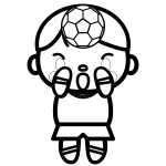 soccer_keeper-blackwhite
