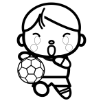 soccer_shoot-blackwhite