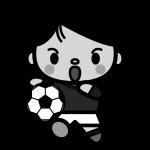 soccer_shoot-monochrome
