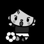 soccer_sliding-monochrome