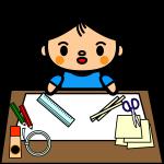summer-vacation_handicraft-boy