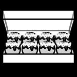 takoyaki_01 -monochrome