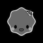 yakisoba_character-monochrome