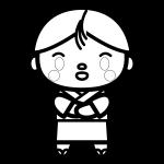 yukata-boy_02-blackwhite