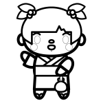 yukata-girl_02-blackwhite